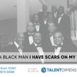 I am a Black Man. I have Scars on my Back.